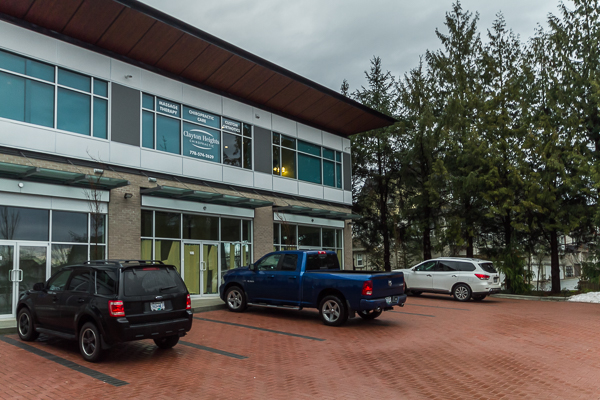clayton heights exterior office