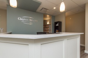 Clayton Heights Chiropractic forms